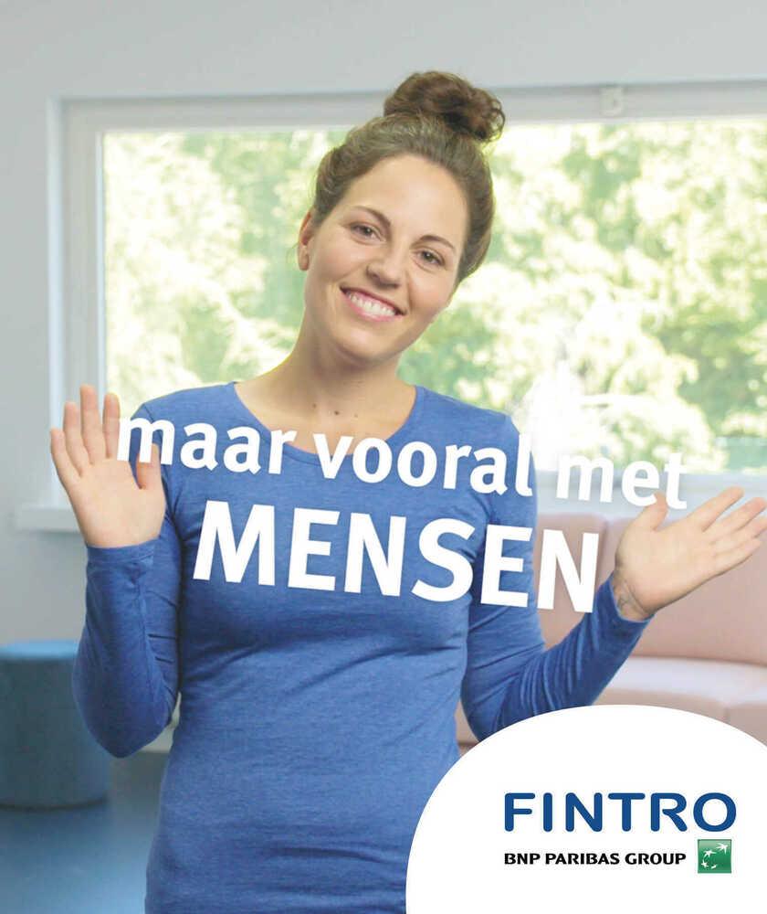 Welkom bij Fintro