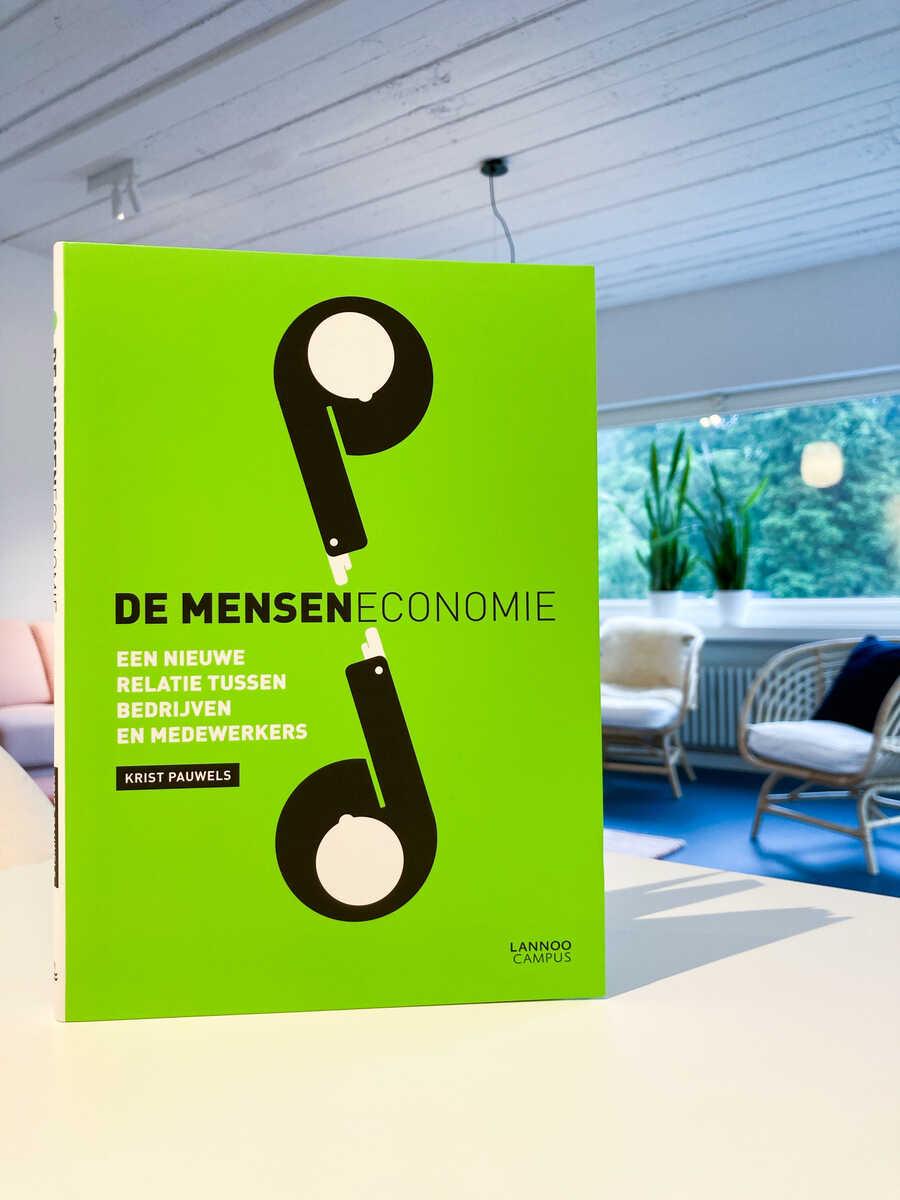 In zijn boek 'De Menseneconomie' lanceerde Krist Pauwels voor het eerst het CEO-model.